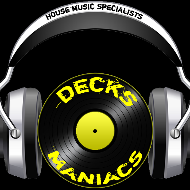 DecksManiacs House Music Radio Station and Online Record Store