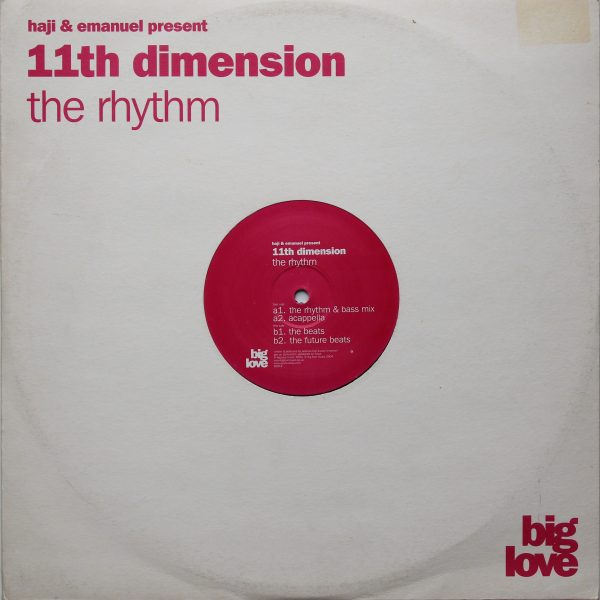 11th Dimension - The Rhythm