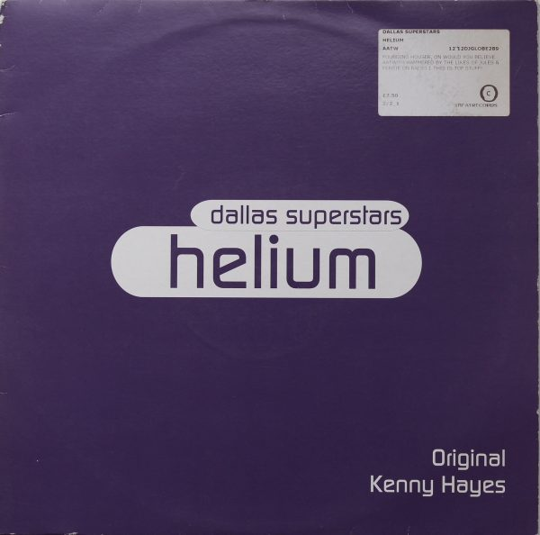 Dallas Superstars, Helium