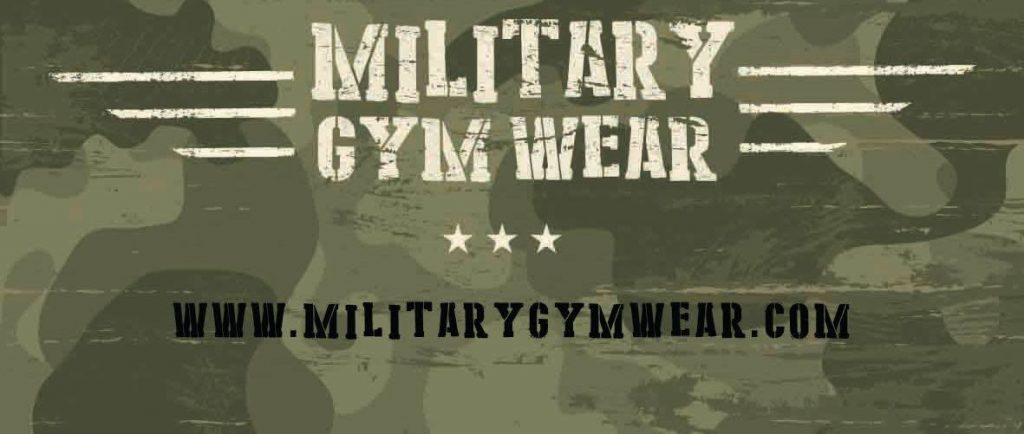 Military Gym Wear Logo