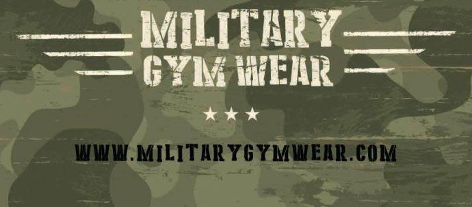 Military Gym Wear