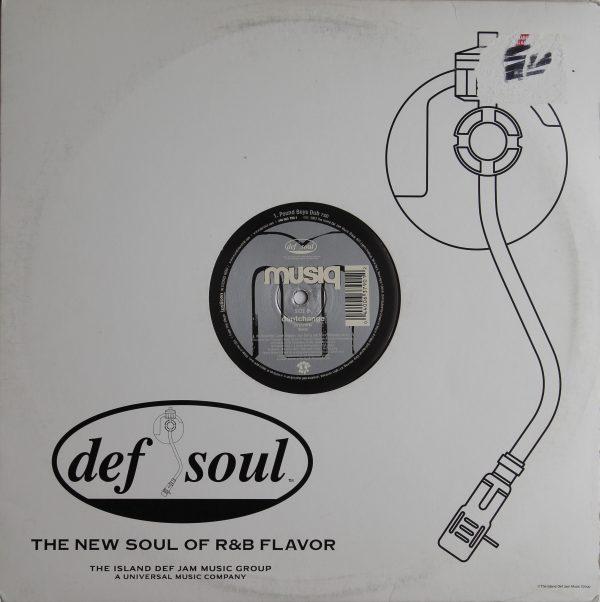 Def Soul - Musiq - Don`t Change