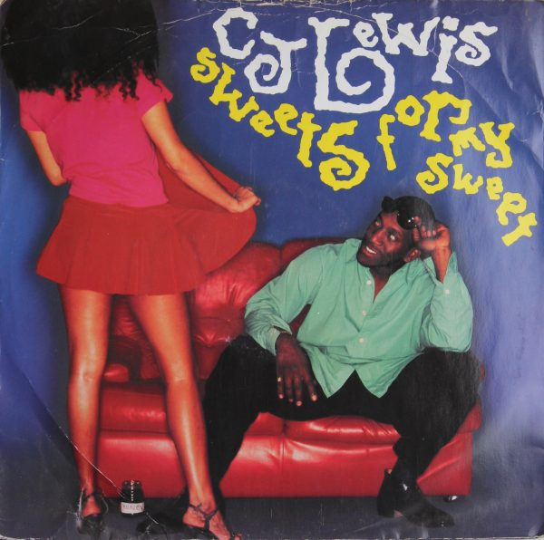 CJ Lewis -Sweets For My Sweets