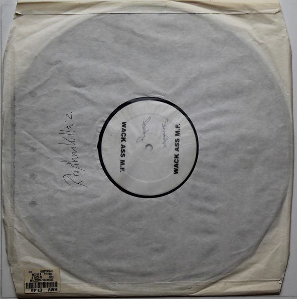 RhythmKillaz - Wack ass M.F.