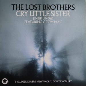 The Lost Brothers feat G Tom Mac - Cry Little Sister & U Don't Know Me