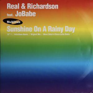 Real & Richardson Feat. JoBabe - Sunshine on a Rainy Day