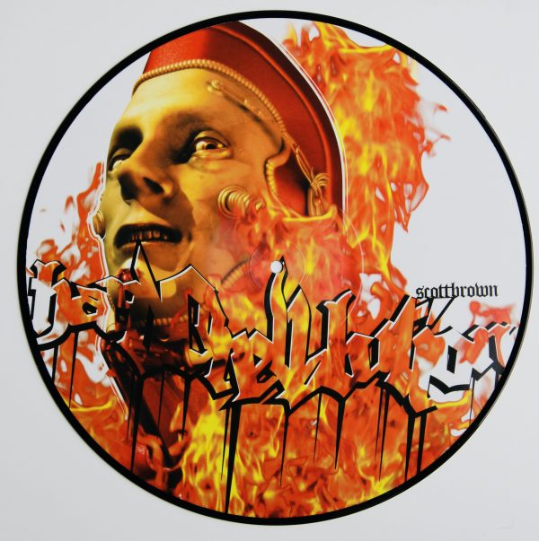Scott Brown - Hard Corevolution (Picture Disc)