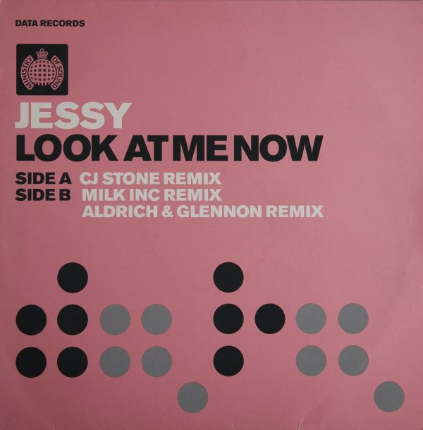 Jessy - Look At Me Now