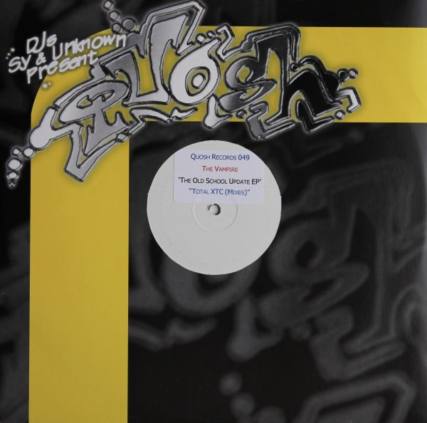 DJ`s Sy & Unknown Present - The Vampire