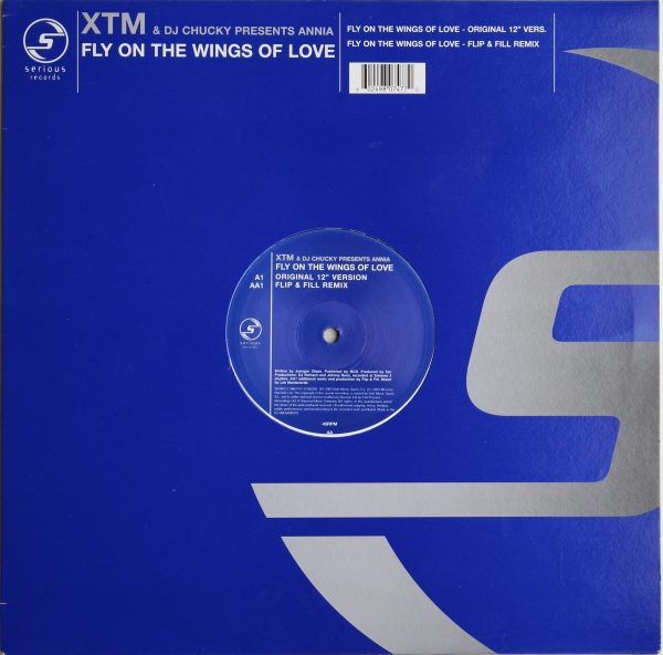 XTM & DJ Chunky - Annia - Fly On The Wings Of Love
