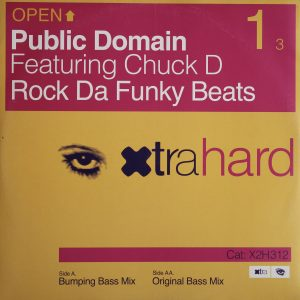 Public Domain Feat. Chuck D - Rock Da Funky Beats