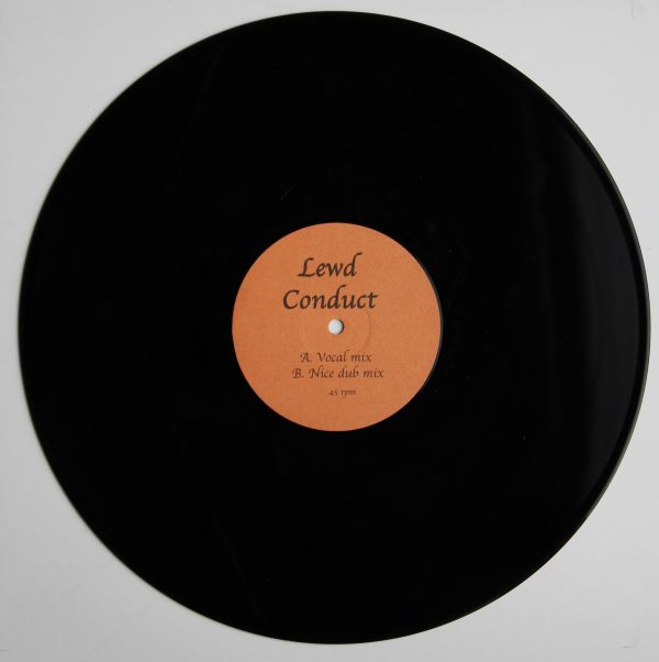 Lewd Conduct - Outside