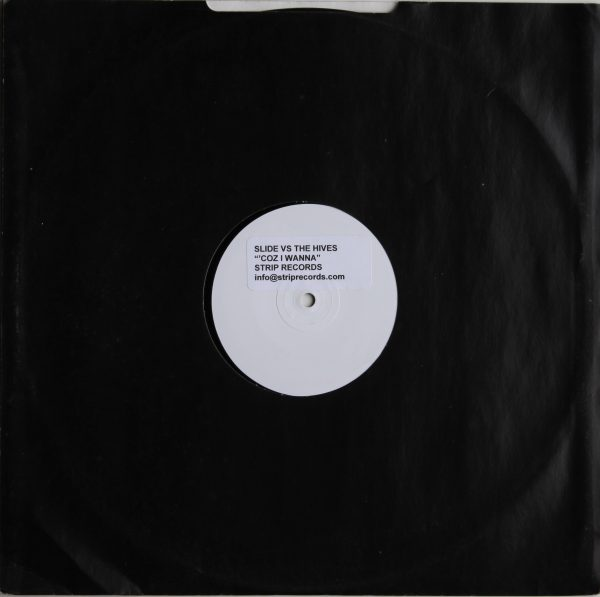 Slide VS The Hives - Coz I Wanna