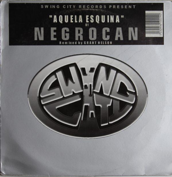 Negrocan - Aquela Esquina -Remixed by Grant Nelson