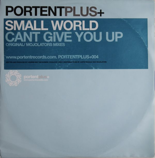 Small World - Can`t Give You Up